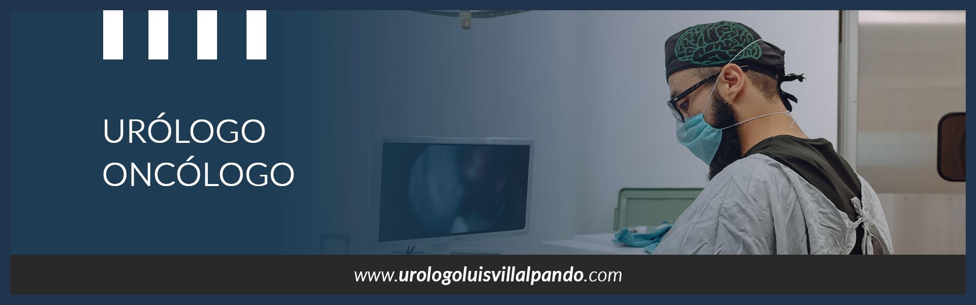 Urólogo Oncólogo