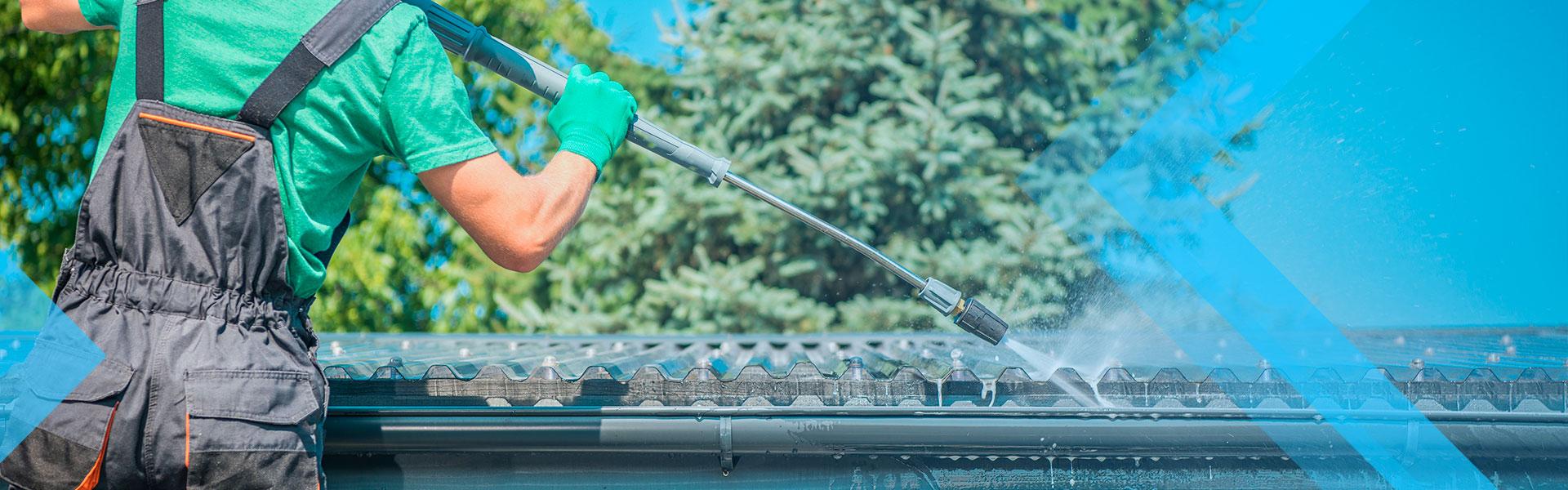 Servicio de Limpieza Industrial y Comercial